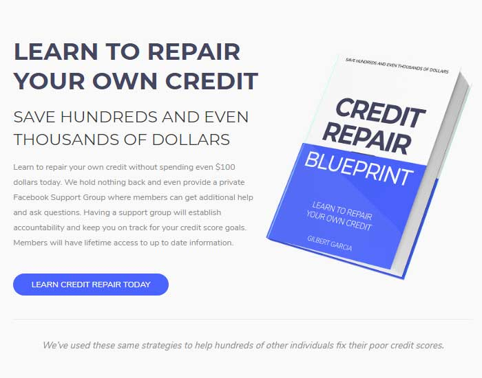 Learn To Repair Your Own Credit